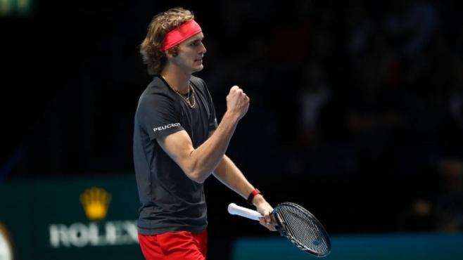 Зверев надви Иснър и си осигури 1/2-финал с Федерер