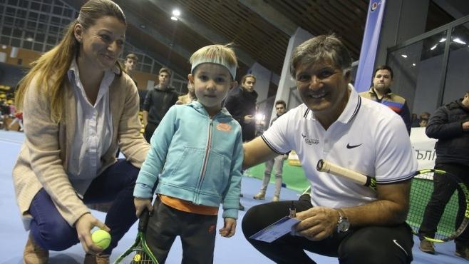 Тони Надал: Ще гледаме страхотен тенис в София
