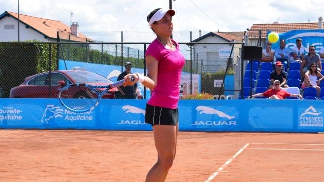 Виктория Томова на полуфинал след знаменит обрат