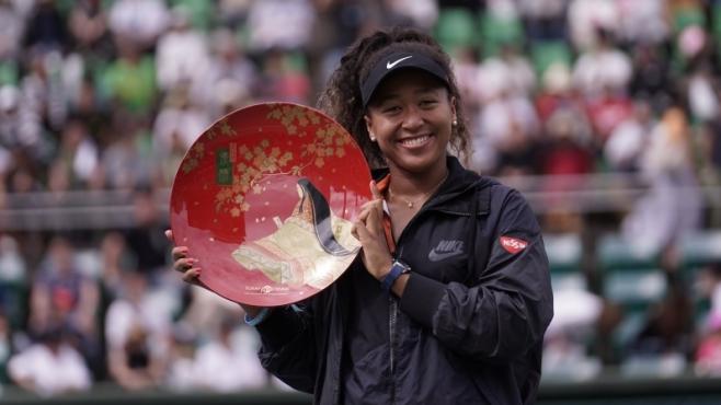 Осака грабна трофея в Осака
