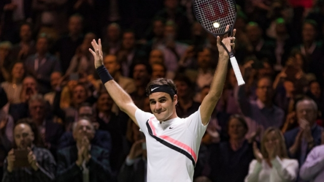 Федерер започва похода към 10-та титла Базел (схема и програма)