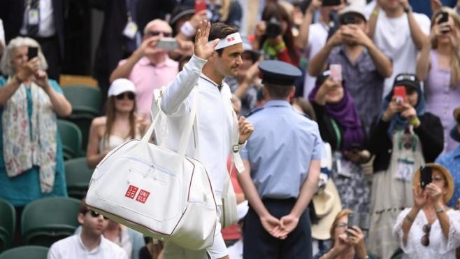 Федерер: Плаках след загубата от Джокович