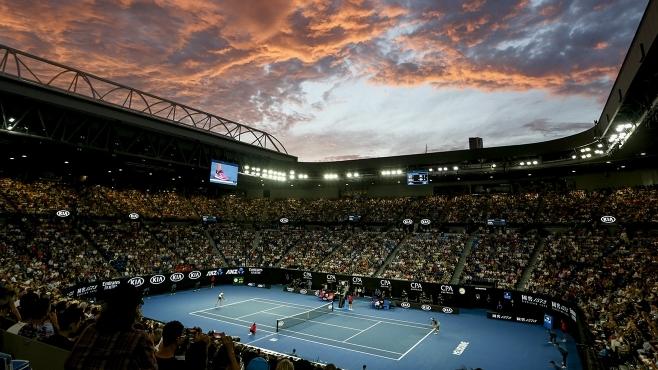Програма за Australian Open, ден I