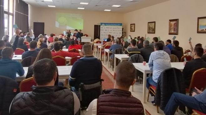 Преизбраха Стефан Цветков за Председател на БФТ