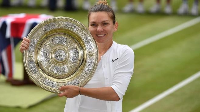Халеп: Съжалявам за Уимбълдън, но сега има по-важни неща от тениса