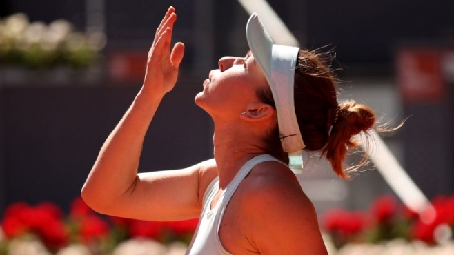 Халеп: В момента е глупаво да мислим за тенис