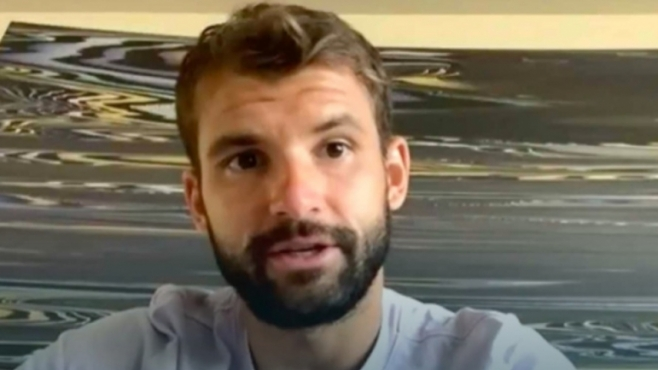 Григор Димитров с отрицателна проба за Ковид-19