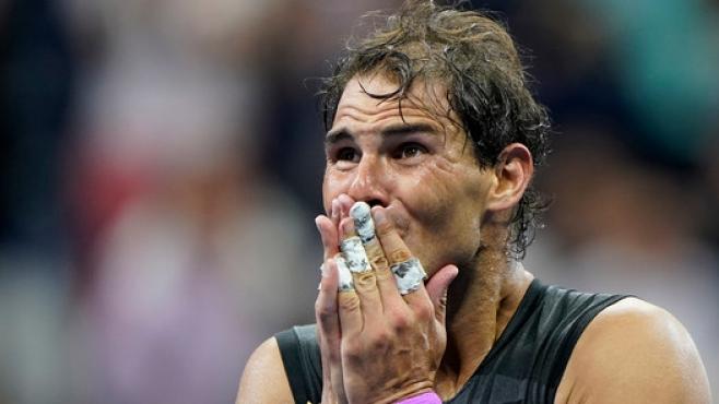 Надал: И без мен US Open ще бъде силен турнир