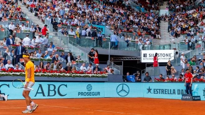 Мастърсът в Мадрид ще се провежда в две седмици