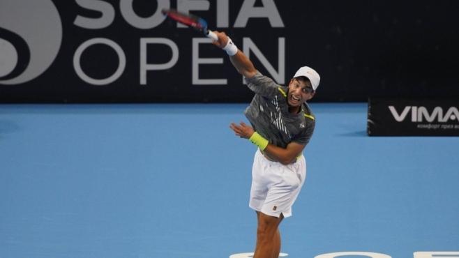 Адриан Андреев в топ осем на турнир в Гърция