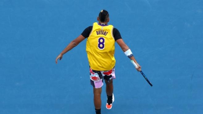 Кириос: Джокович е нашият Леброн Джеймс в тениса
