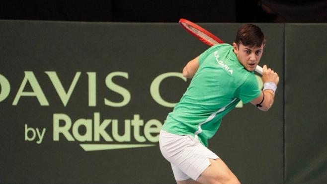 Убедителна победа за Лазаров на старта в Израел