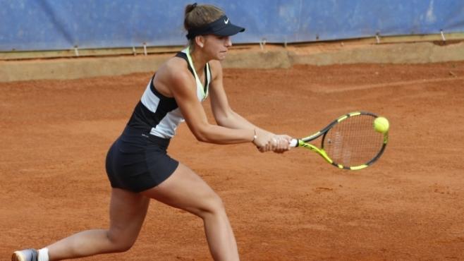 Топалова влезе в основната схема на турнира в Чарлстън