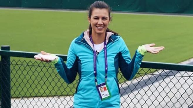 Цветана Пиронкова е на победа от основната схема