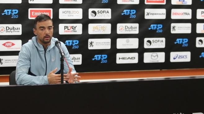Кузманов: Българската публика заслужава да гледа тенис на световно ниво