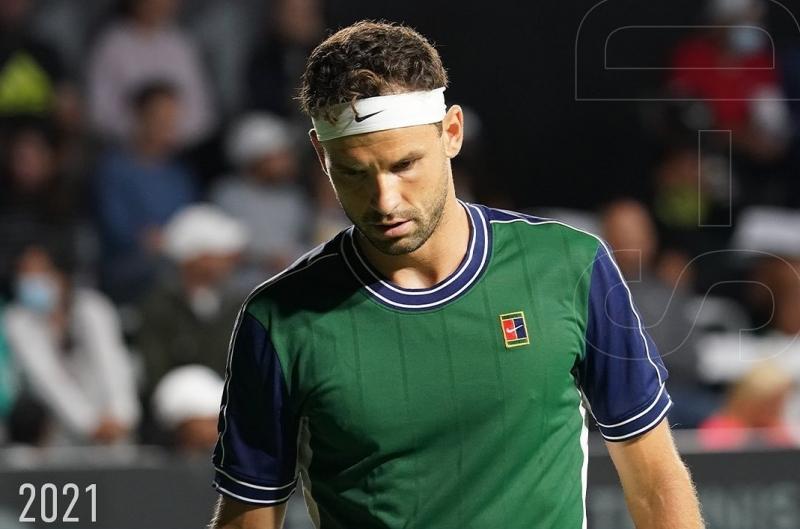 Нори спря Григор Димитров от финал в Индиън Уелс