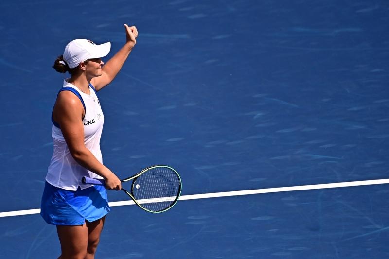 Край на сезона за Барти, няма да играе на финалите на WTA