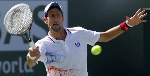 ВИДЕО: Джокович достигна полуфинал в Индиан Уелс