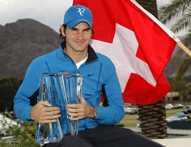 Федерер официално е №1 в ранглистата за 2012