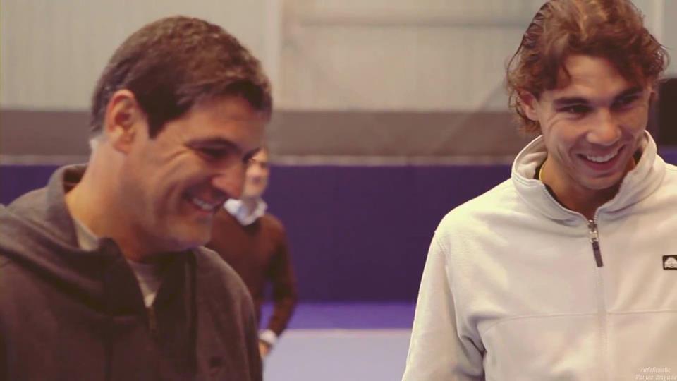 Надал, чичо Тони и бъдещето на тениса (видео)