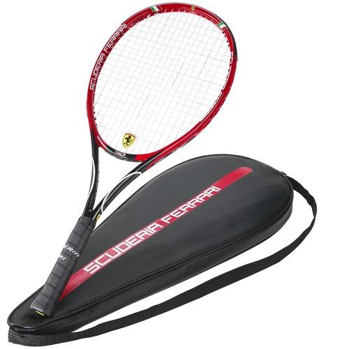 """Скудерия """"Ферари"""" започва да прави тенис ракети (снимки)"""