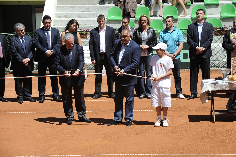 Президентът на европейския тенис: Очаквам още успехи в България