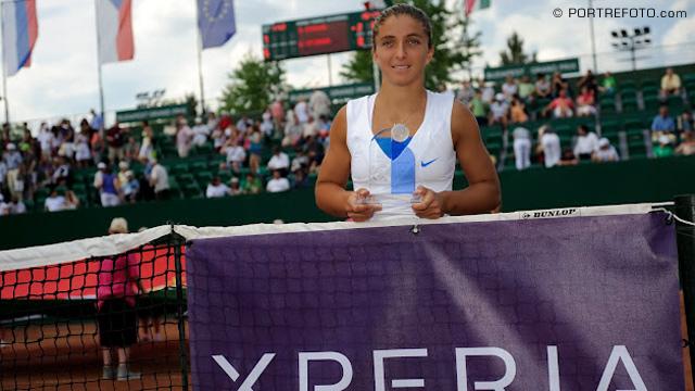 Впечатляващата Сара Ерани с 15 поредни победи и трета титла