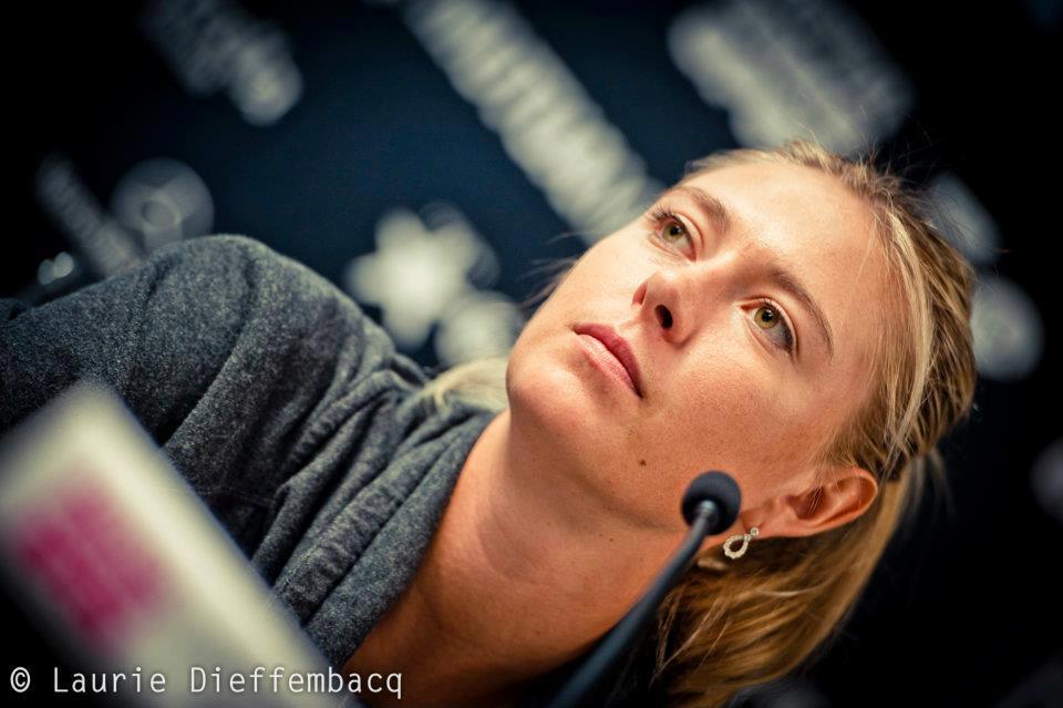 Шарапова е най-богатата спортистка в света, Федерер 5-и при мъжете