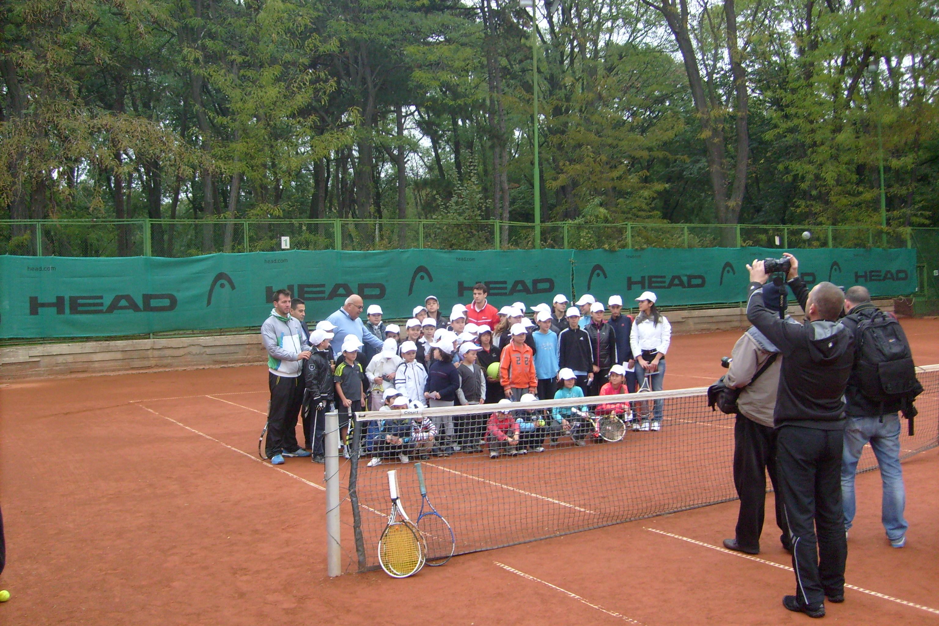 БФТ организира 10 силни турнира от календара на Tennis Europe