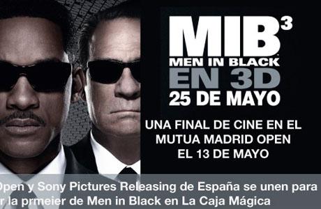 """Премиерата на """"Мъже в черно 3"""" - първо на корт в Мадрид"""