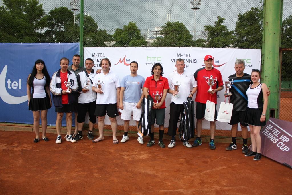 Любо Пенев с нова тенис титла