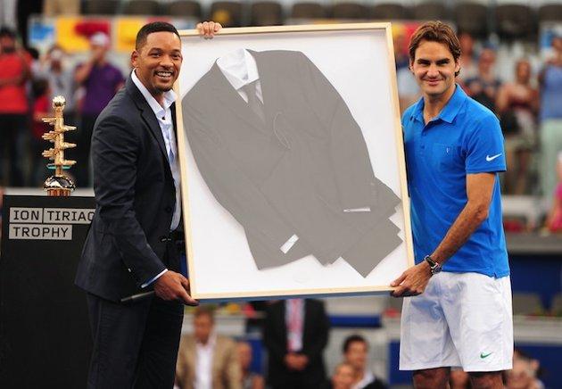 """Федерер готов да стане един от """"Мъже в черно 3"""""""