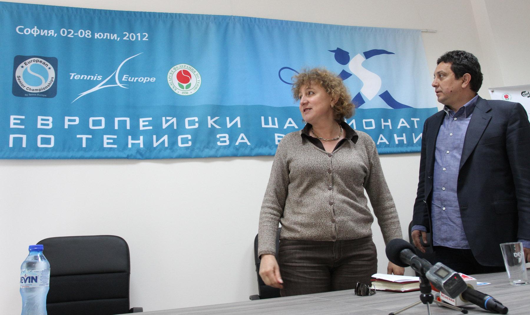 София спечели Европейско първенство за ветерани при сериозна конкуренция