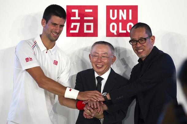 Джокович подписа за 5 години с Uniqlo - вижте новия му екип (снимки)