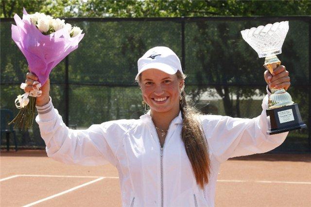 Казахстан привлече най-талантливата млада руска тенисистка