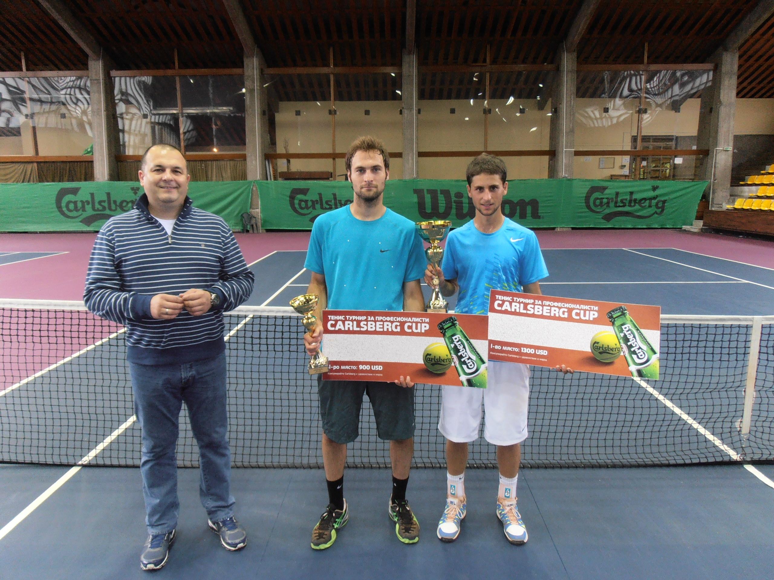 Александър Грънчаров: Ще разширяваме календара от турнири
