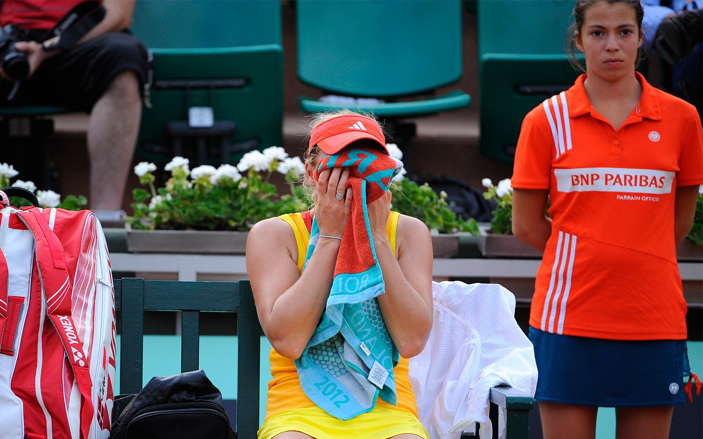 Кризата при Вожняцки става все по-сериозна – няма титла от 15 турнира!