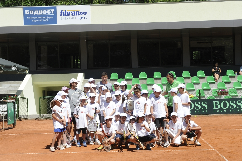 Софийско тенис лято започва на 11 юни на БНТЦ
