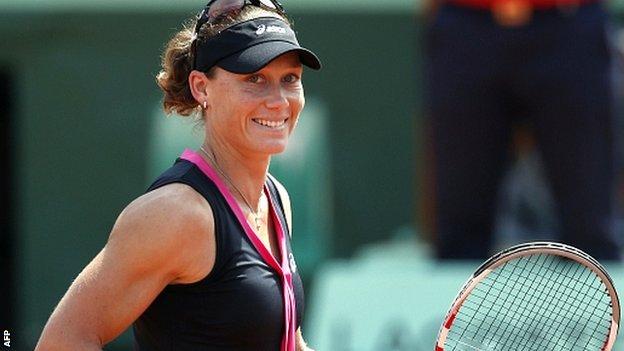 Сара Ерани с исторически успех, очаква Стосър на полуфинал
