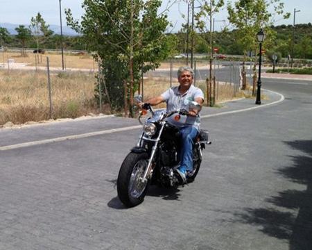 Вердаско зарадва баща си с нов мотор (снимки)