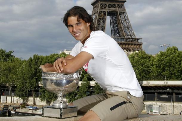 Надал изпревари Джокович в ранглистата само за 2012 г.