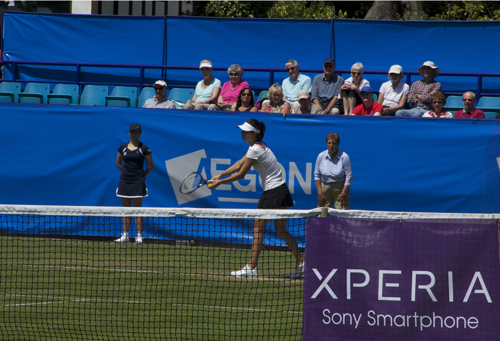 Австрийка спря Пиронкова към полуфинала в Ийстбърн