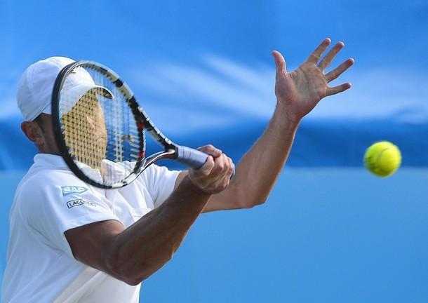 Анди Родик на финал след победа №600