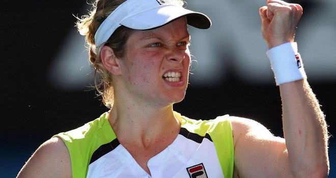 Ким Клайстерс спира с тениса след US Open 2012
