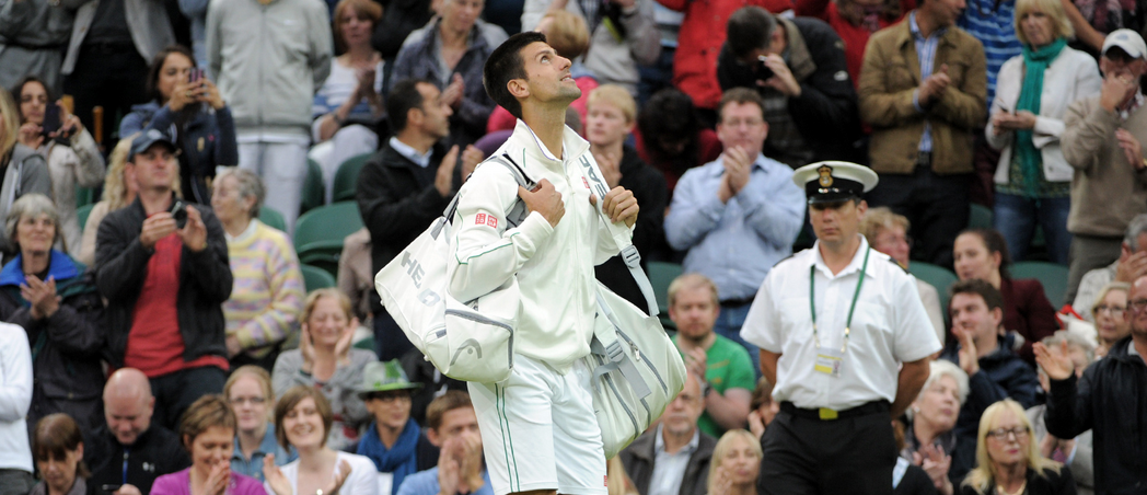 Зрелище: Джокович срещу Федерер на полуфинал!