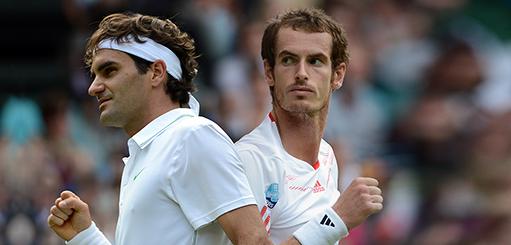 НА ЖИВО: Роджър Федерер срещу Анди Мъри