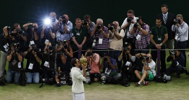 Официално: Федерер е вечният №1