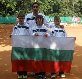 Момчетата до 12 г. започнаха с победа на европейското