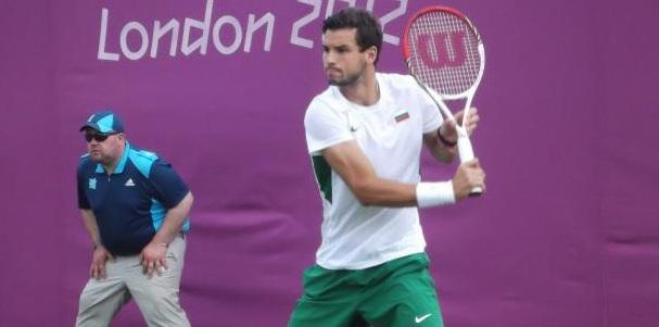 Григор Димитров дебютира с победа на Олимпийски игри!
