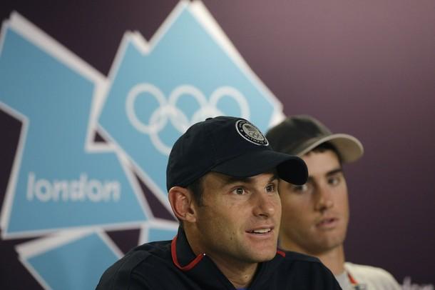 Анди Родик срещу Новак Джокович във втори кръг в Лондон